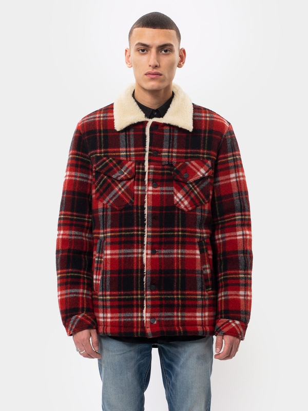Lenny Plaid jackets