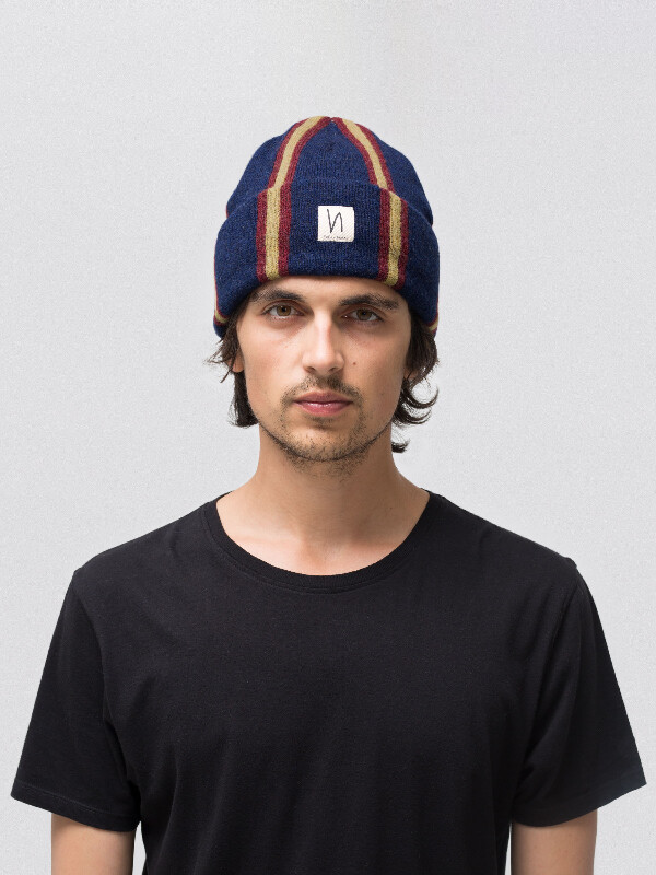 Liamsson Club Stripe Beanie hats accessories