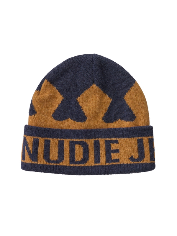 Liamsson Crown Beanie Navy