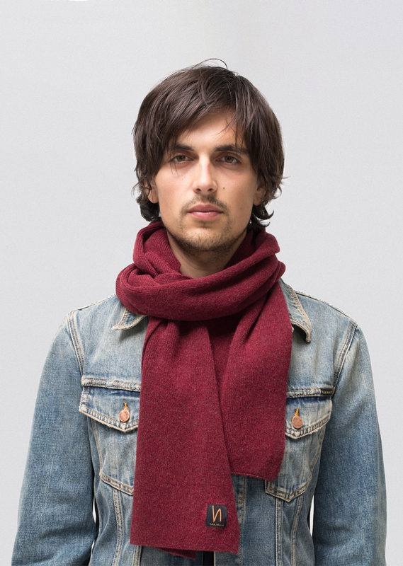 Liamsson Scarf Plum accessories scarves