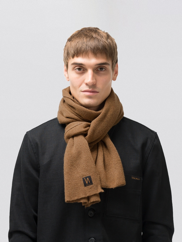 Liamsson Scarf Beige scarves accessories