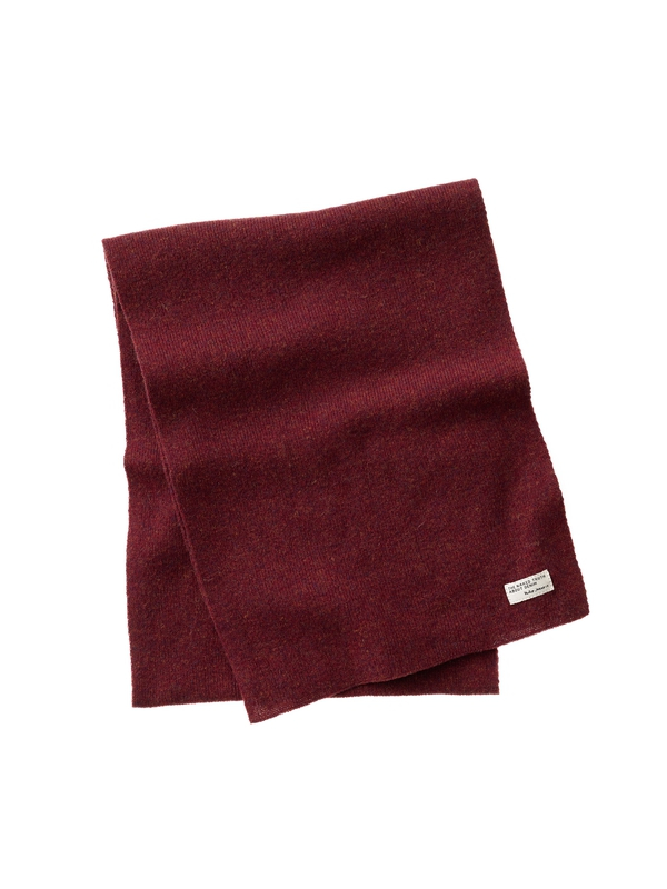 Liamsson Scarf Burnt Red scarfs accessories