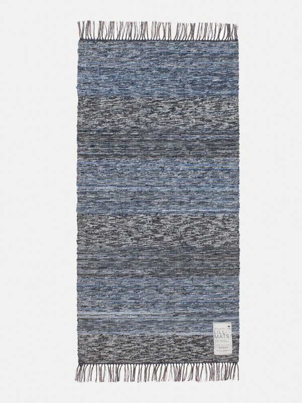 Lill-Mats Recycle Rug Indigo misc accessories