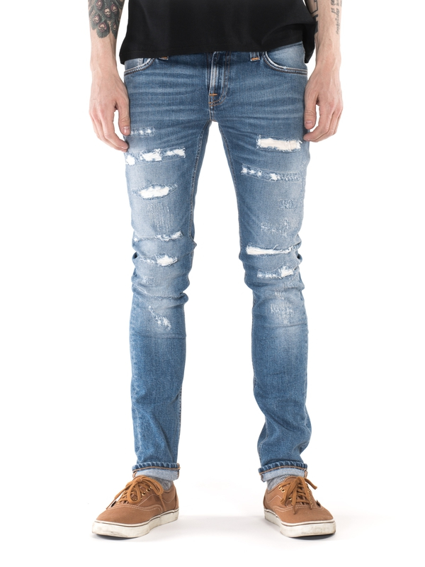 Long John Ben Replica prewashed jeans