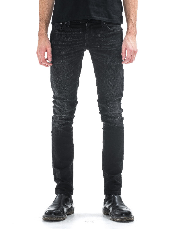 Long John Black Blizzard black jeans