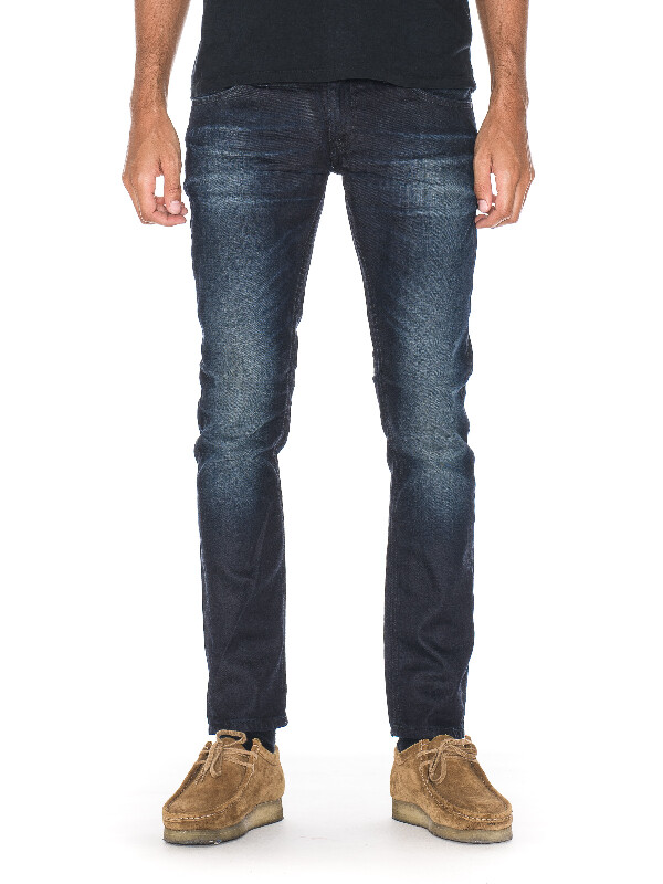 Long John Blue On Grey prewashed jeans
