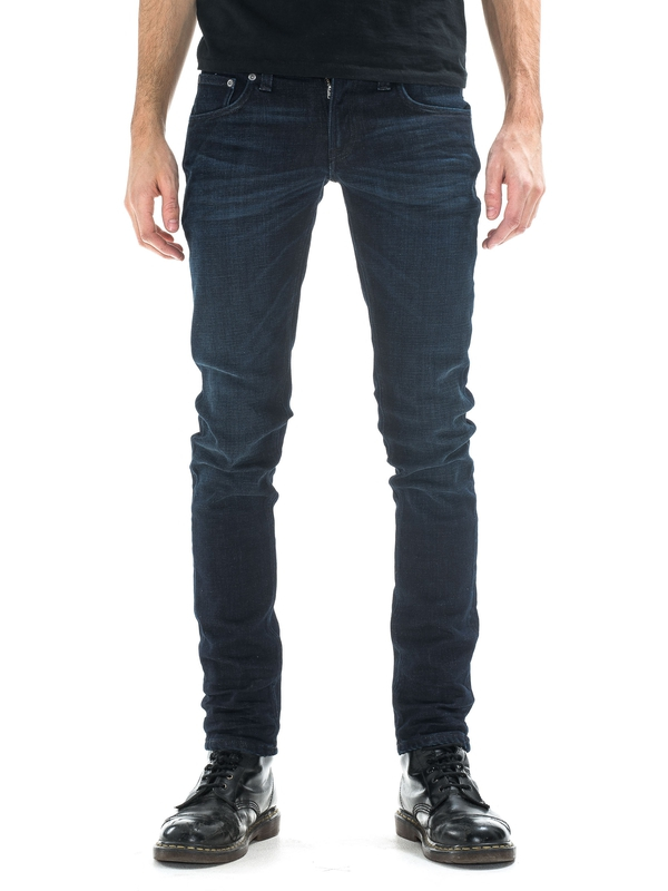 Long John Deep Waves prewashed jeans