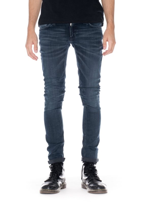 Long John Rumbling Blue prewashed jeans