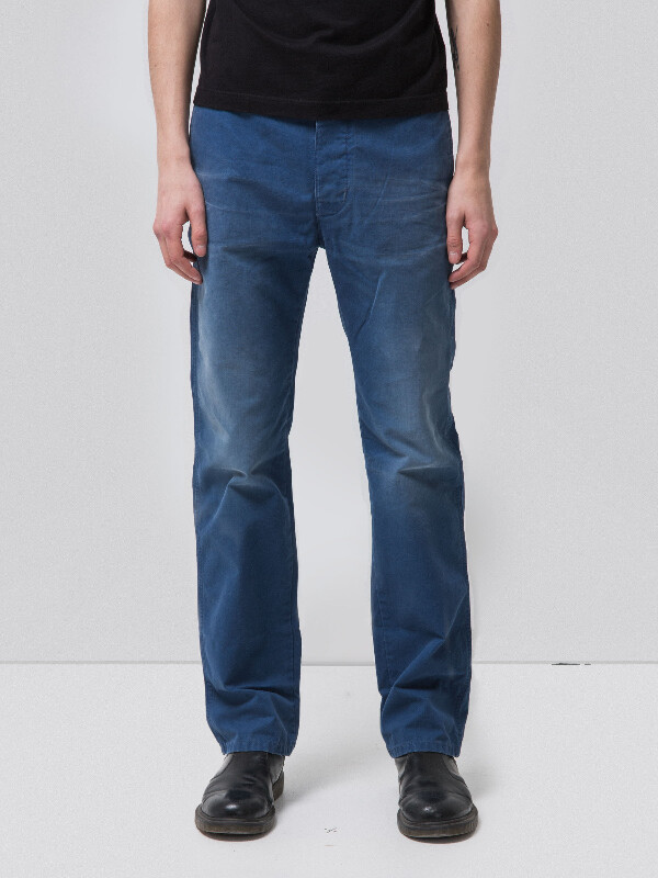Loose Alvar Oden Blue loose canvas