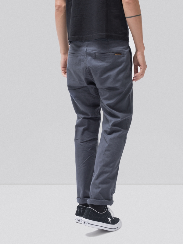 Loose Alvar Smokey Blue loose canvas