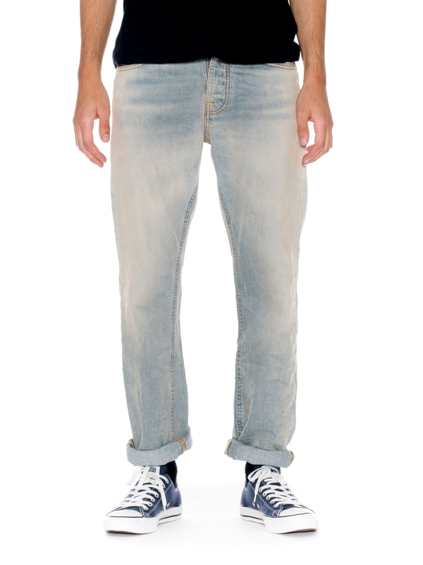 Loose Leif Crispy Faded prewashed jeans