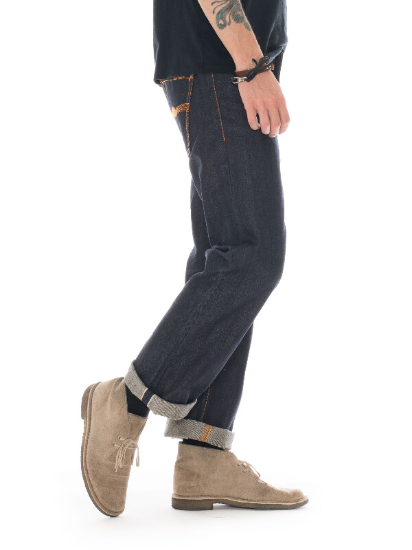 Loose Leif Dry Selvage dry jeans selvage