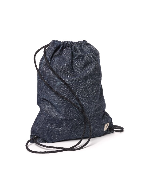 Magnusson Recycled Gym Sac Denim bags accessories