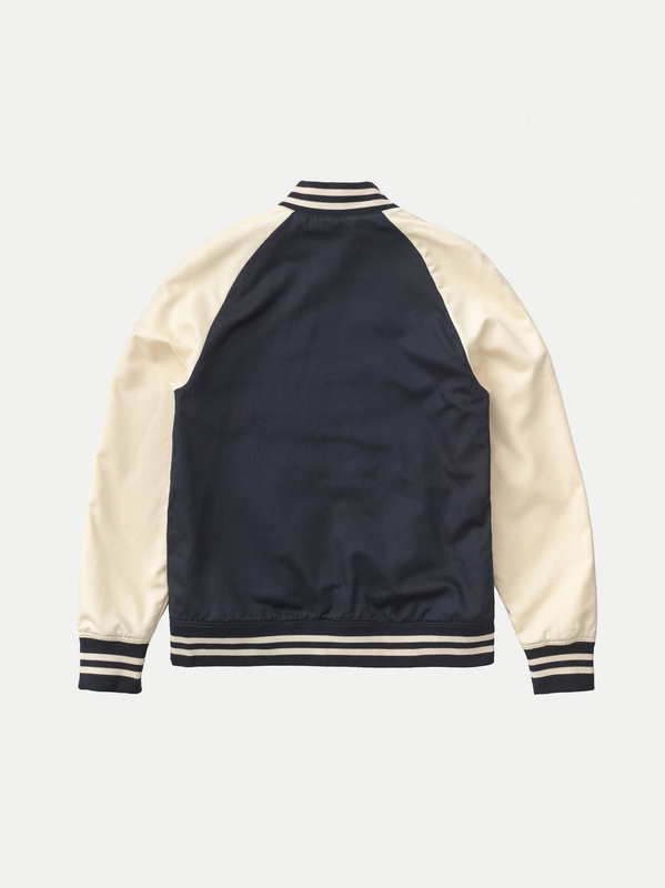 Mark Baseball Offwhite/Navy