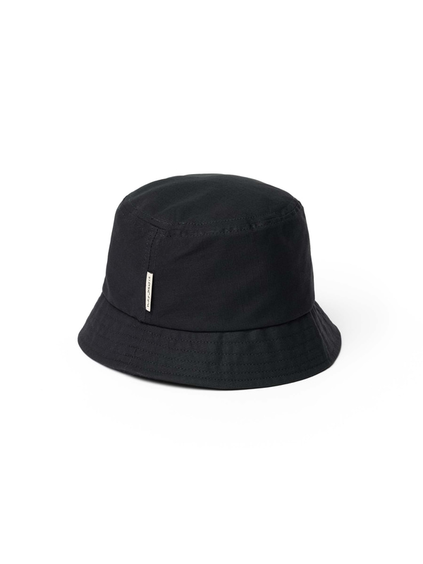 Mathsson Bucket Hat Black hats accessories