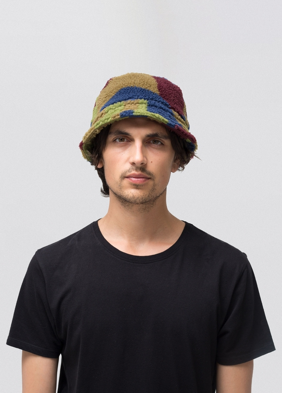 92f7433c Mathsson Fleece Bucket Hat - Nudie Jeans