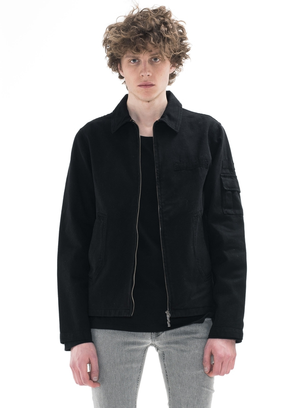 Mogge Jacket Black jackets