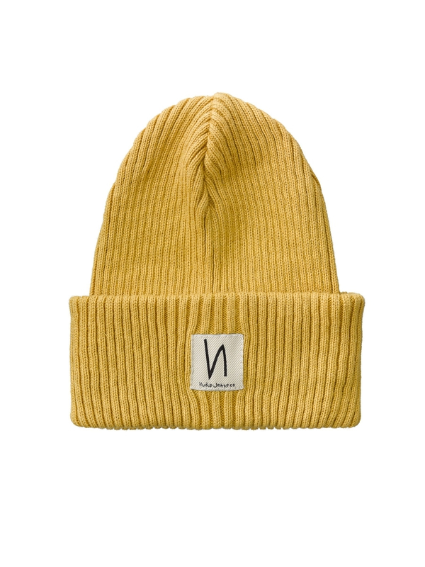 Nilsson Beanie Royal Yellow hats accessories
