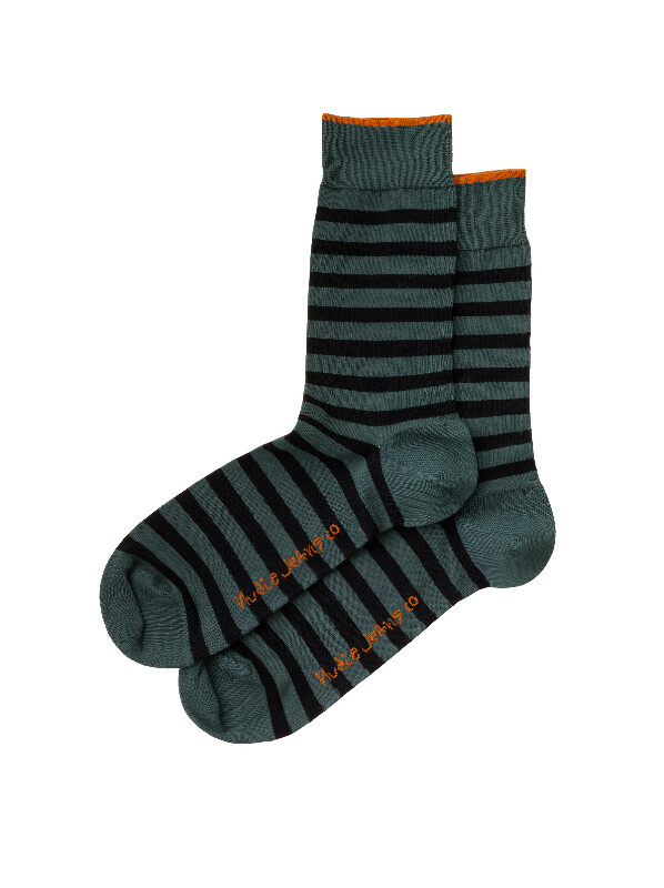 Olsson Bold Stripe Lummer socks underwear
