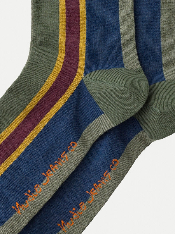 Olsson Club Stripe Socks
