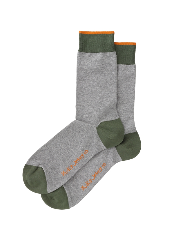 Olsson Socks Melange Bunker socks underwear