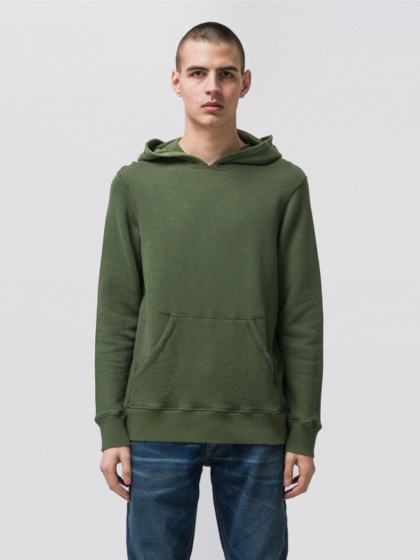Paul Hood Sweatshirt Tor Green sweatshirts sweaters