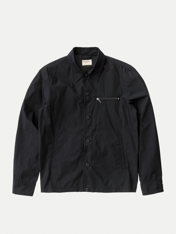 Paul Logo Black Indigo