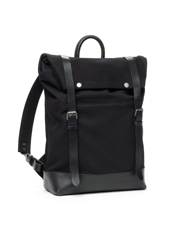 Petersson Rucksack Black bags accessories