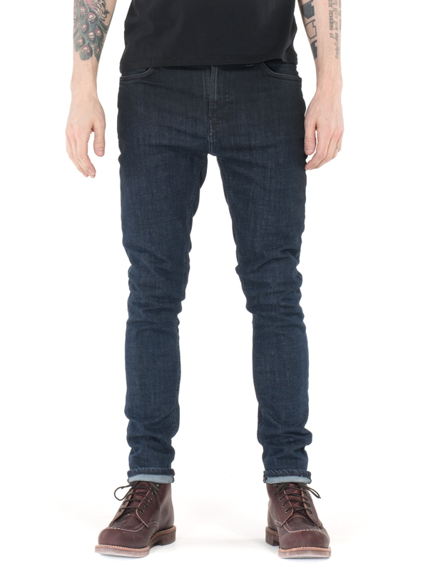 Pipe Led Eclipse prewashed jeans
