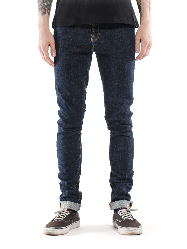 Pipe Led Night Shadow prewashed jeans