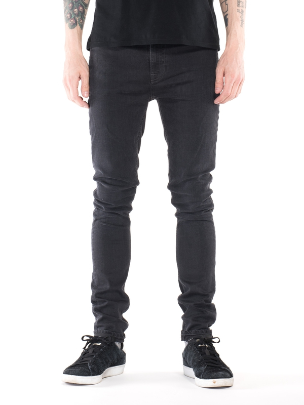 Pipe Led Monolith dry jeans