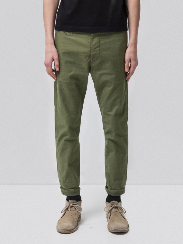 Regular Anton Army Sateen Selvage regular canvas