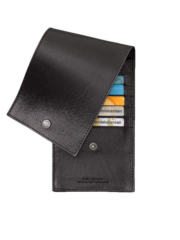 Roaldsson Travel Wallet Black