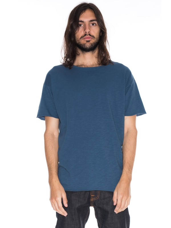 Roger Slub Tide short-sleeved tees solid