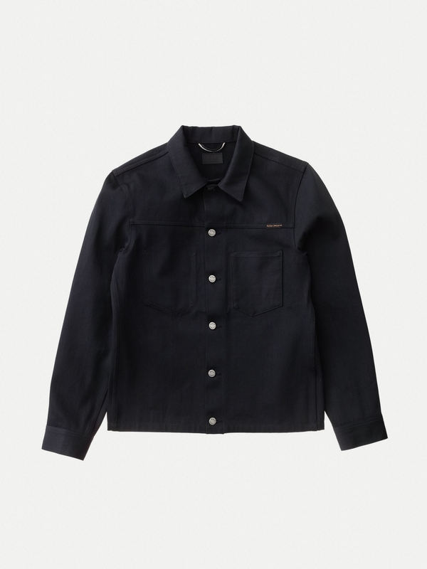 Ronny Dry Black Selvage