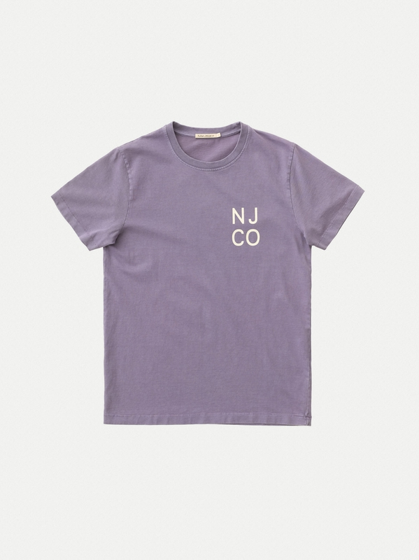 Roy NJCO Lilac short-sleeved tees