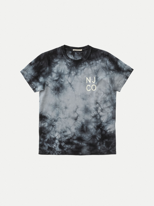 Roy Tie Dye Multi short-sleeved tees