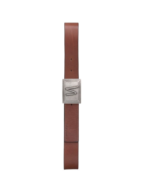 Rudolfsson Buckle Belt Brown belts accessories