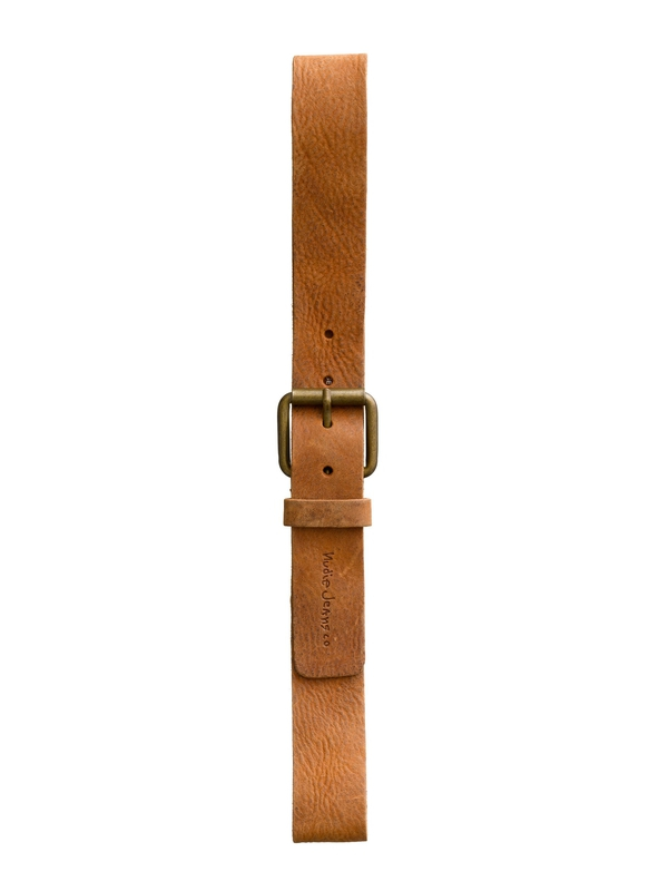 Serrasson Belt Tumbled Mate Natural belts accessories