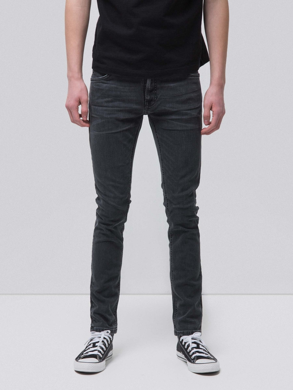 slim jeans - Black Nudie Jeans