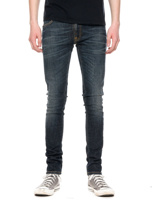 Skinny Lin Blue Motion prewashed jeans