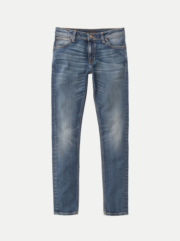 Skinny Lin Cold Blues prewashed jeans