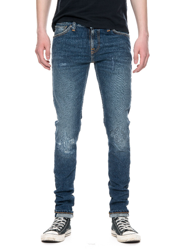Skinny Lin Ian Replica Selvage prewashed jeans