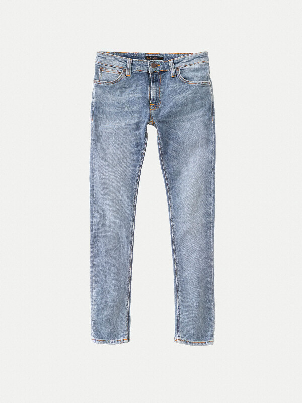 Skinny Lin Light Blue Pwr prewashed jeans
