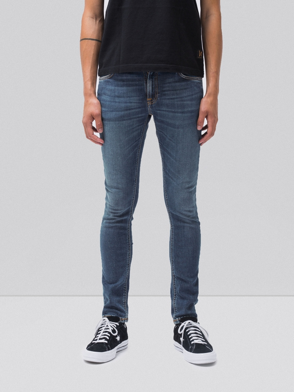 Skinny Lin Mid Authentic Power prewashed jeans