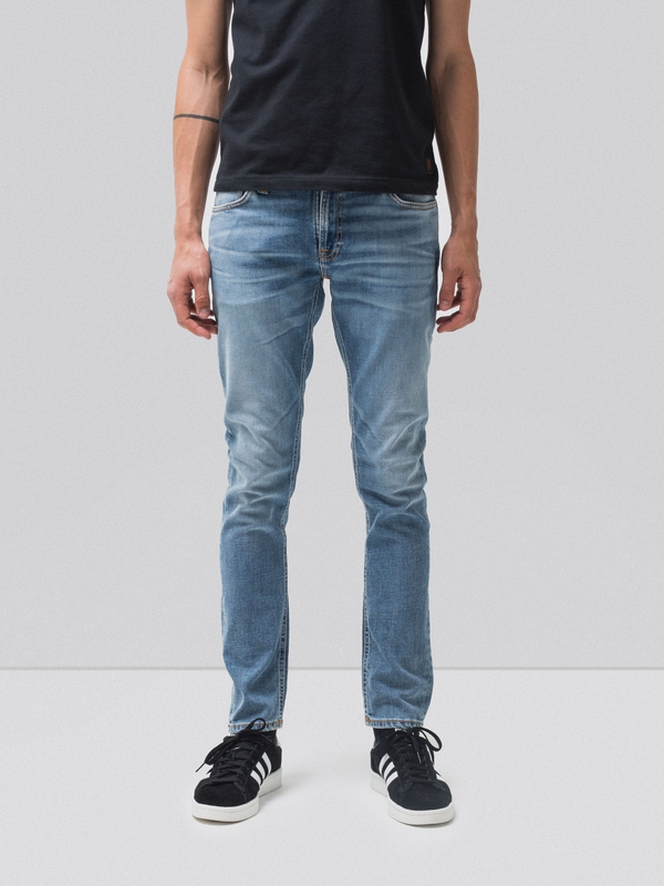 Skinny Lin Old Blues prewashed jeans