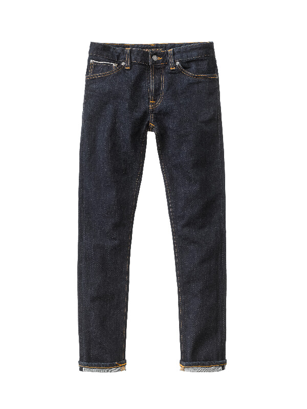 Skinny Lin Rinse Selvage Stretch