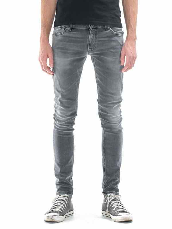 Skinny Lin Rough Stone prewashed jeans