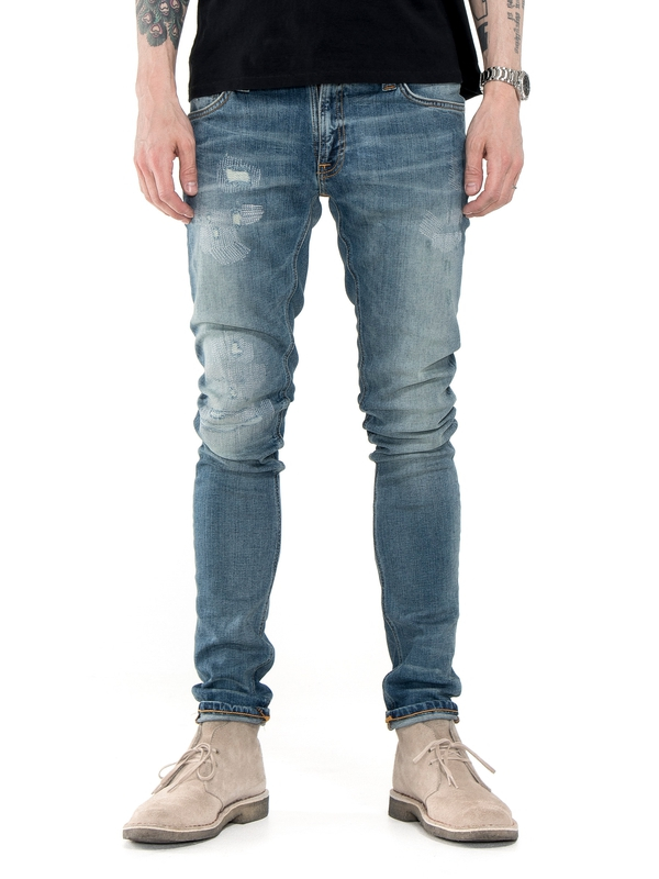 Skinny Lin Dakota Replica prewashed jeans