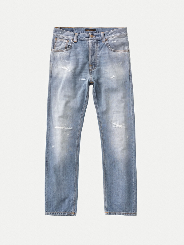 Sleepy Sixten Broken Summer prewashed jeans